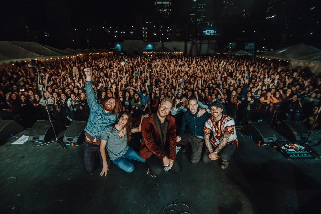 The Maine celebrate 10 years