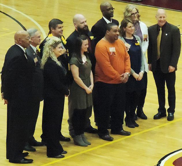 Gannon's 2017 Athletics Hall of Fame inductees