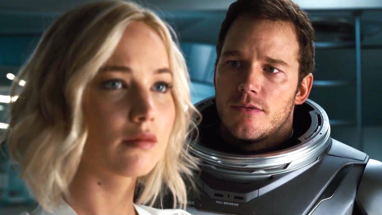 'Passengers' sci-fi film a big box office bust