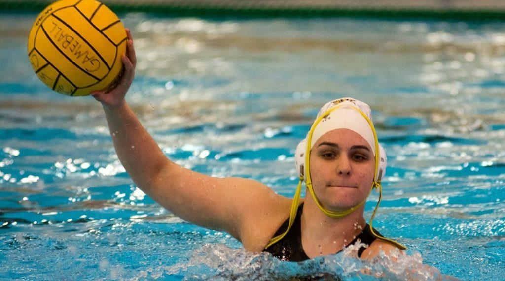 Women's water polo goes 2-2