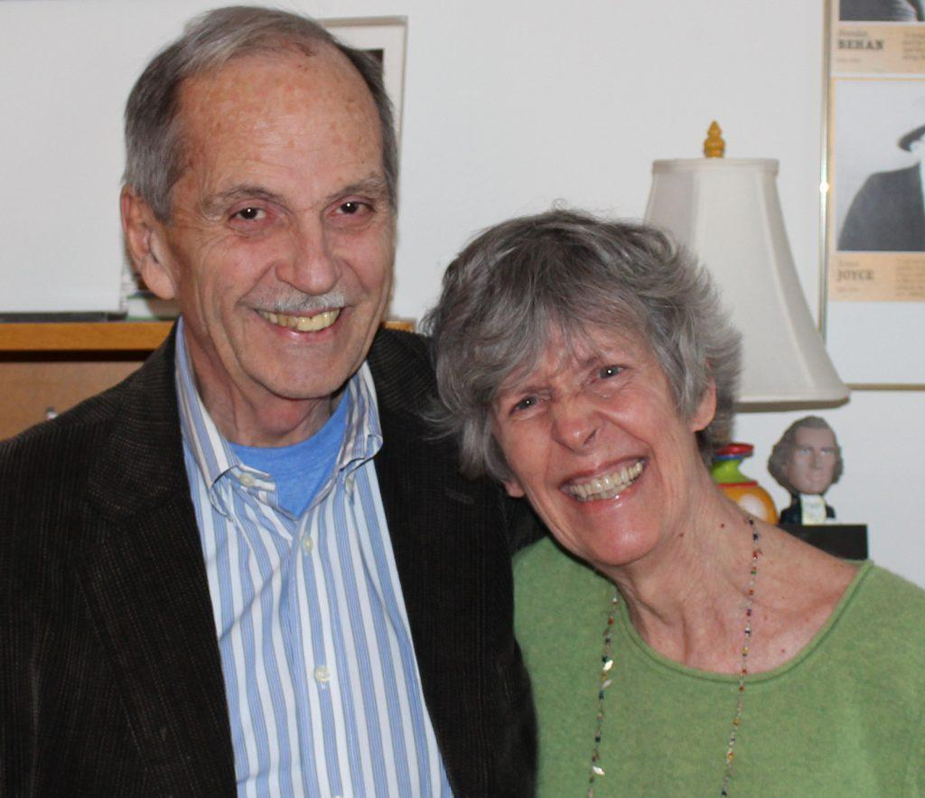 Couples on Campus: Professors reminisce on 51 years together