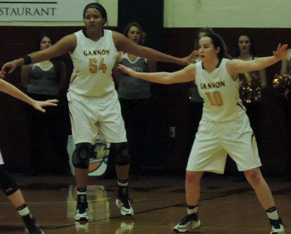 Women's basketball turns the table