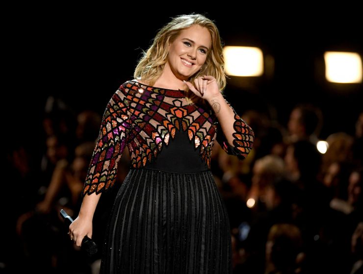 Adele dominates Grammy Awards