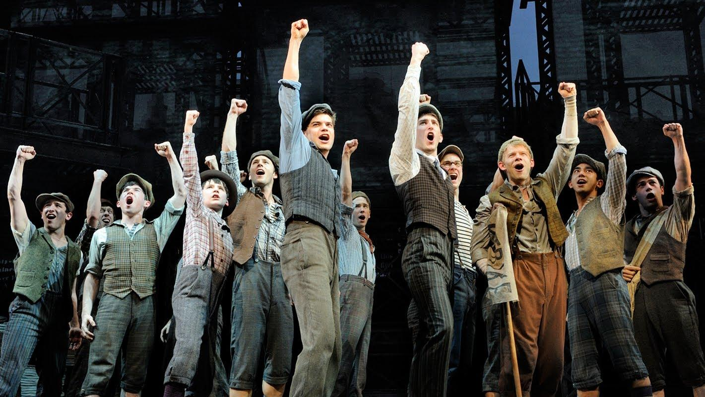 'Newsies' hits theaters for last time