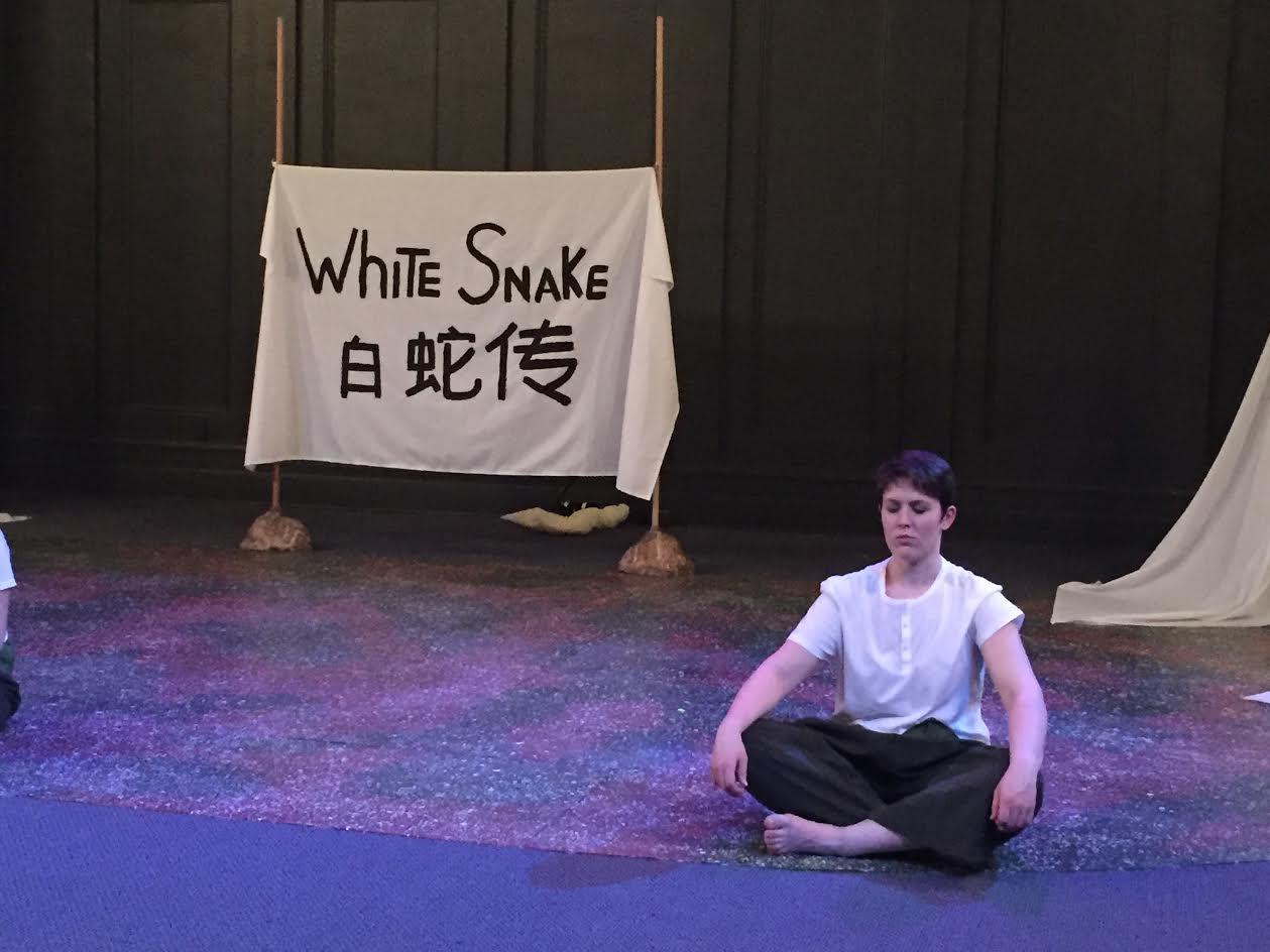 'The White Snake' part of Schuster Fringe Fest
