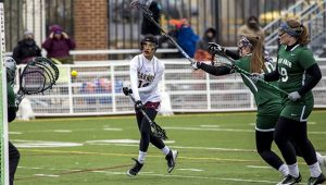 Lacrosse falls to Storm in  drastic weather change