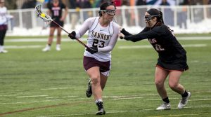 Lacrosse beats University of Findlay, falls to IUP
