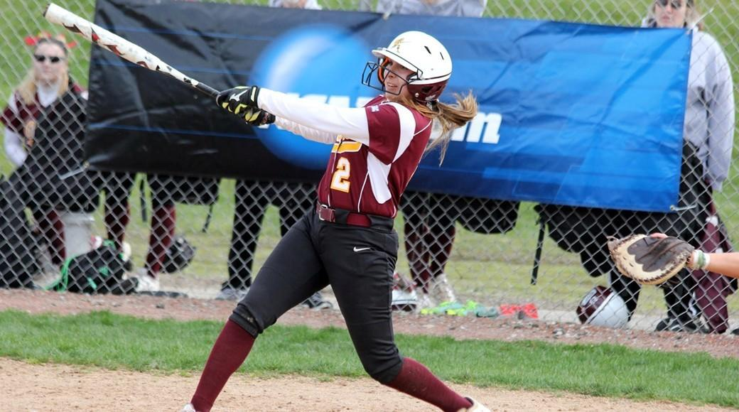 Softball extends win streak to four