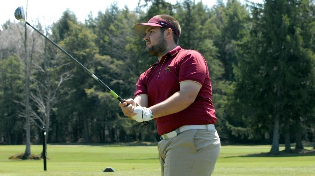 Men's golf kicks off spring season
