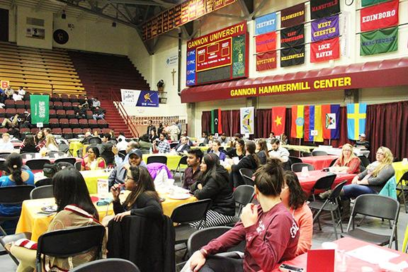 International Night returns to campus