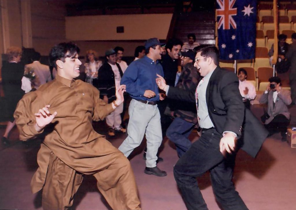 International Night: 1995