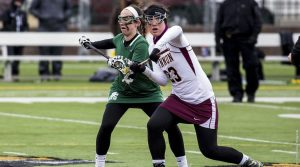 Women's lacrosse loses by two in matchup with Kutztown