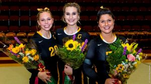 Acro gets first ECAC win on Senior Day