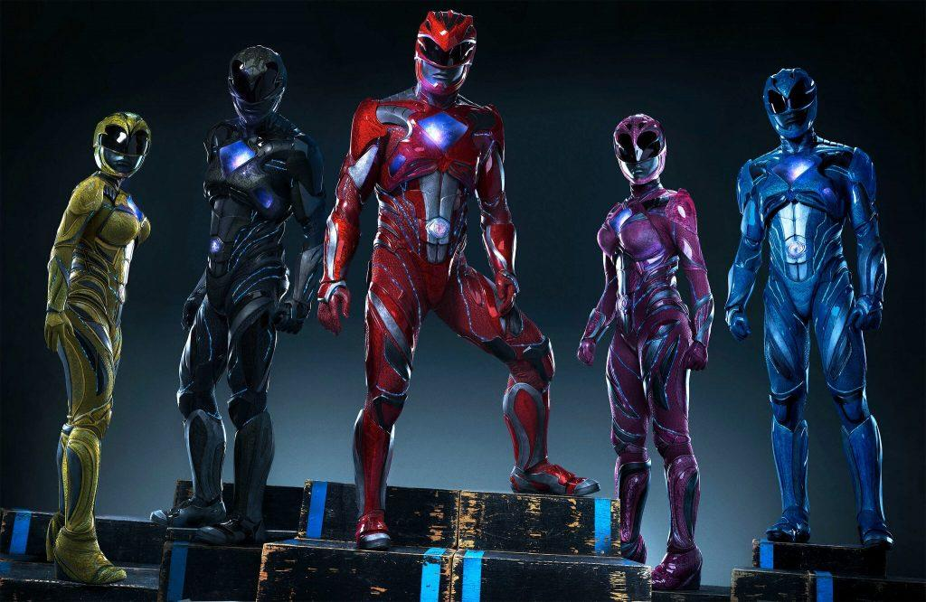 'Power Rangers' reprise delights '90s baby