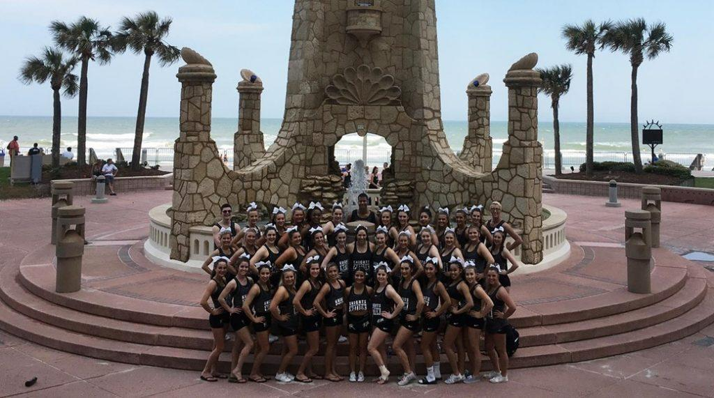 Cheer wraps up season in Florida