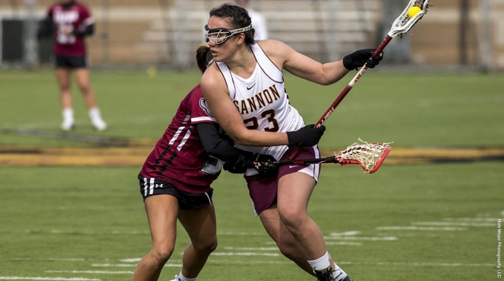 Lacrosse falls to Mercyhurst after tie at halftime