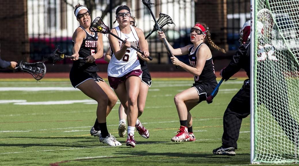 Lacrosse to play last home game against Edinboro Friday