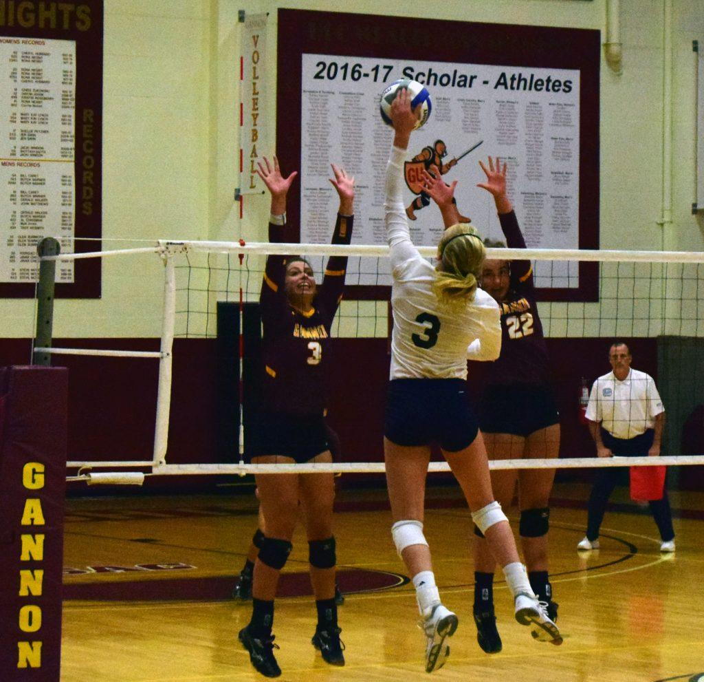 Volleyball keeps momentum at Urbana tourney