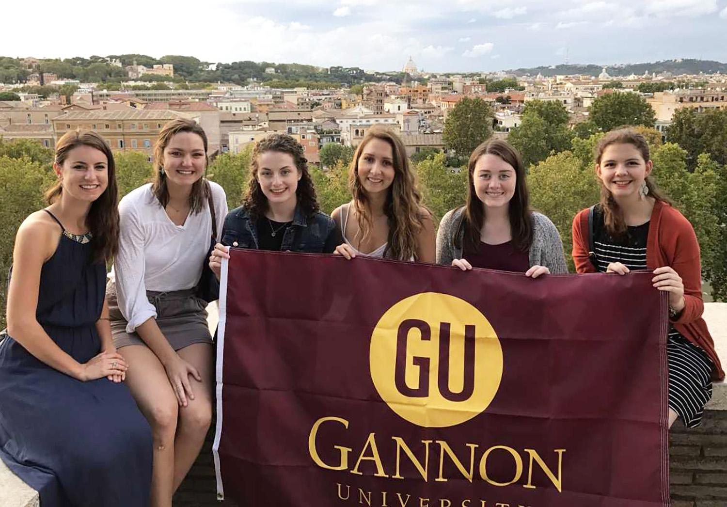 Student discovers new passions in Rome