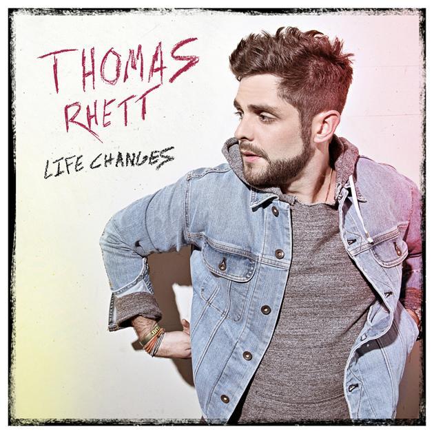 Thomas+Rhett+releases+new+album%2C+%E2%80%98Life+Changes%E2%80%99