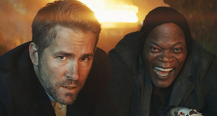 Reynolds, Jackson team up  for 'The Hitman's Bodyguard'