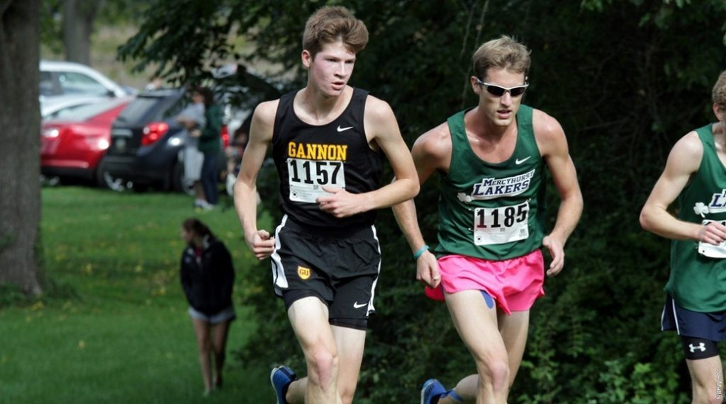 Cross country off to blazing start