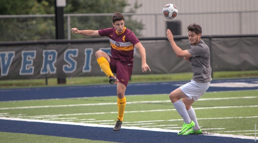 Men's soccer drops fourth in a row