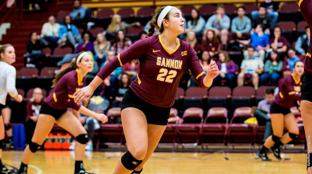 Volleyball splits with Shippensburg, Millersville
