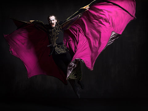 Pittsburgh Ballet delights with 'Dracula'