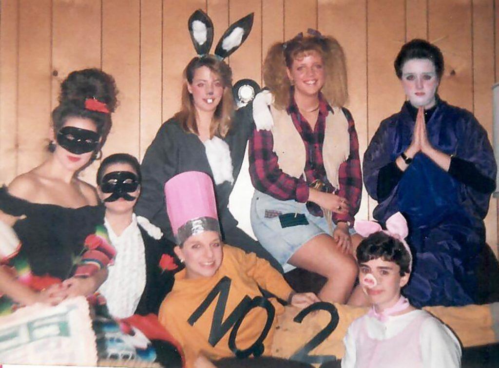 Halloween+at+Gannon%3A+1993