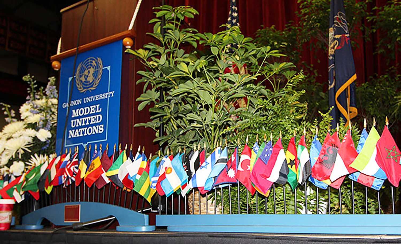 Gannon to host Model UN conference