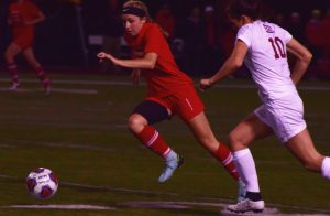Women's soccer improves to 7-1-1 overall