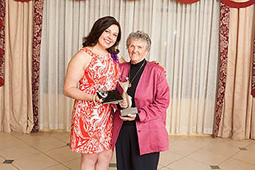 ATHENA award granted to Gannon student