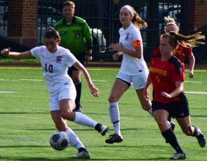 Women's soccer season ends in loss to West Virginia Wesleyan