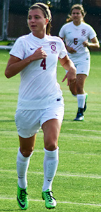 Women's soccer falls to West Chester in PSAC Semifinal