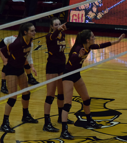 Volleyball defeats Pitt-Johnstown in second round of NCAA Tournament