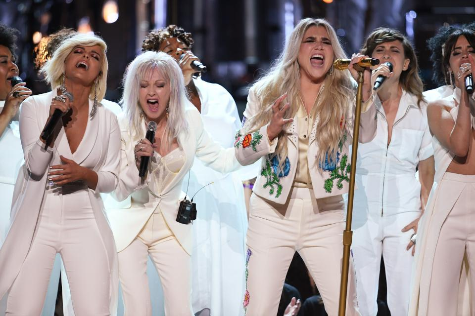 Grammys lack women winners