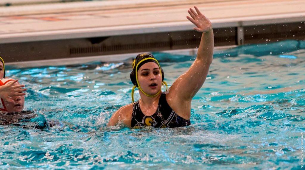 Women's water polo claims three of four games at invitational