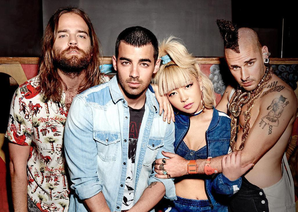 DNCE to play at Hammermill