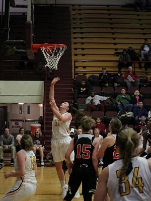 Women's basketball season ends in PSAC Tourney
