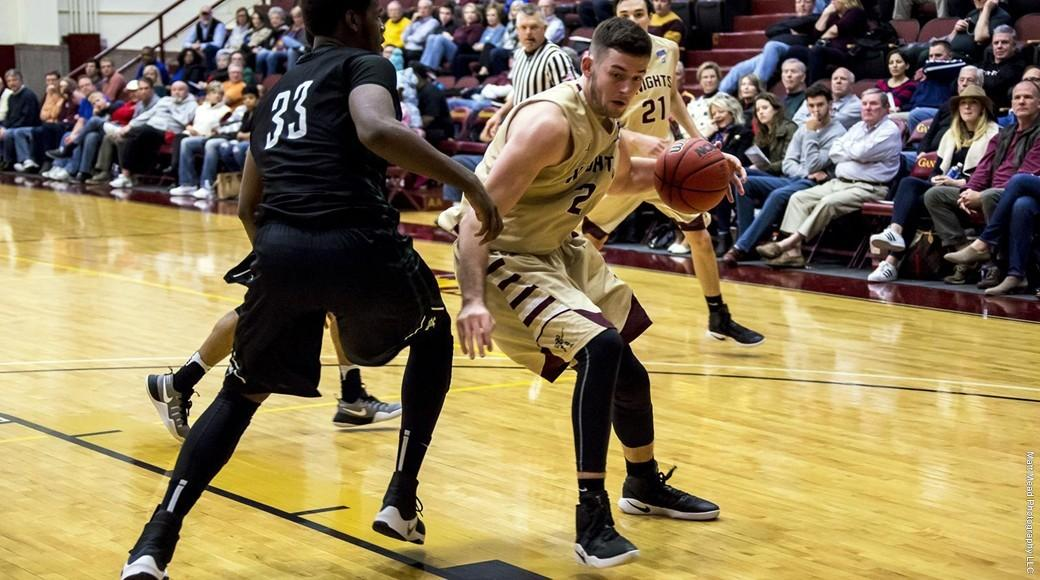Men's basketball defeated by Seton Hill, IUP in PSAC play