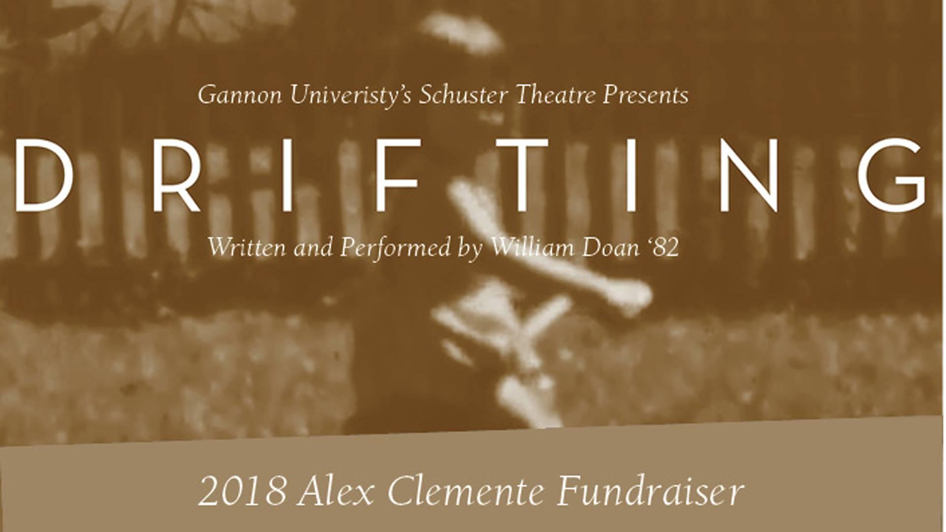 Alum returns for Clemente fundraiser