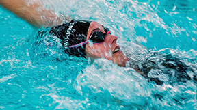 Women's swimming finishes sixth at PSACs