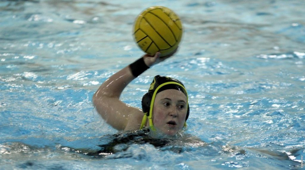 Women's water polo scores 20 goals but loses twice