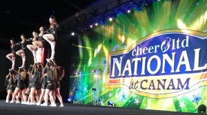 Competitive cheer battles through East Coast