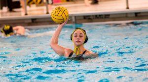 Women's water polo begins season 4-5