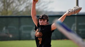 Softball wins three  at Salem Invitational
