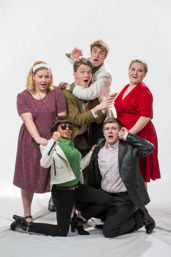 Schuster Theatre to perform farce