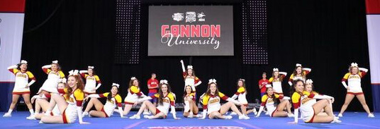 All girl, co-ed competitive cheer teams place sixth