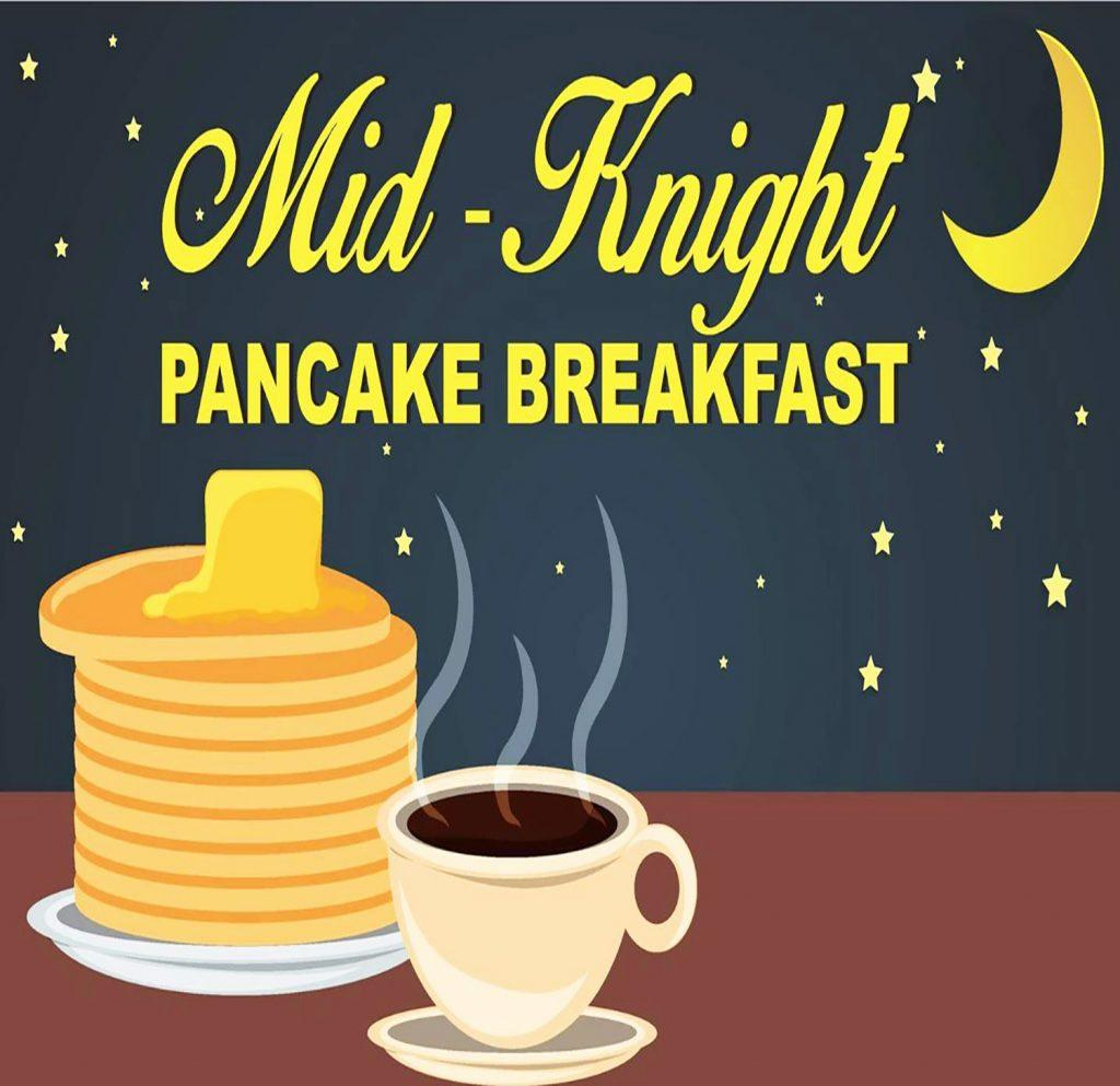 Mid-Knight+Pancake+Breakfast+to+be+held+Sunday